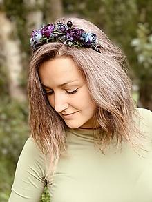 Ozdoby do vlasov - rosemary - 10797775_