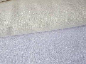 Textil - záclonovina bavlna/ľan-300CM šírka - 10797941_