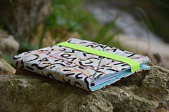 Papiernictvo - Obal na diár, zápisník * CRAZY * - 10800881_
