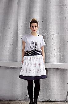 Sukne - PIERROT BIANCO - sukně - 10800680_