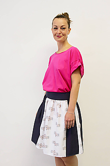 Sukne - PIERROT BIANCO 2. - sukně - 10800704_