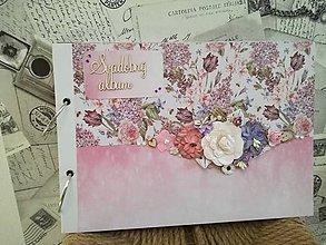 Papiernictvo - Svadobny fotoalbum - 10799668_