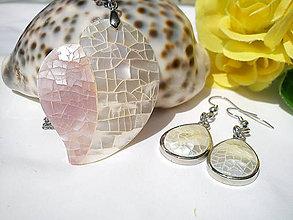 Sady šperkov - Sada/perleť - 10799946_