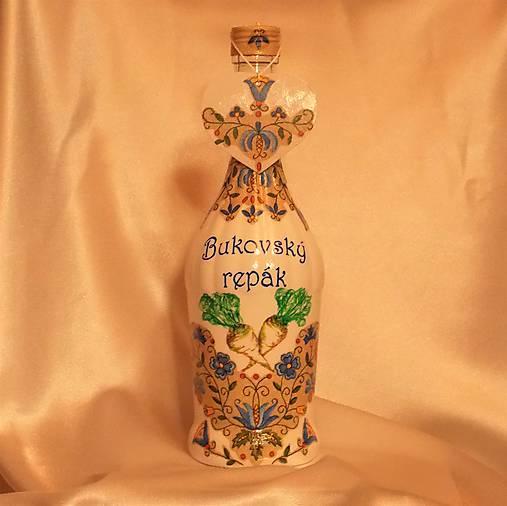 Darčeková fľaša Repák