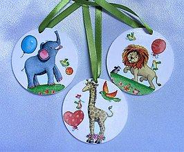 Hračky - Medaily pre škôlkárov - 10800732_