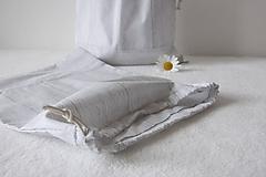 Iné tašky - Vrecko cestovné na prádlo alebo topánky - 10800859_
