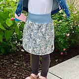 Detské oblečenie - Na slnku zmení farbu - Kúzelná sukňa vzor Koala - 10801200_