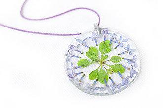Iné šperky - Originálny šperk - prívesok na náhrdelník alebo brošňa - 10801194_