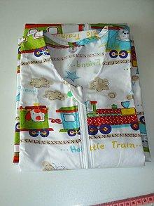 Textil - letný vak na spanie - 10800657_