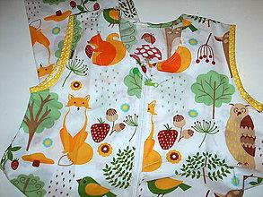 Textil - letný vak na spanie - 10801133_