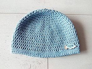 Detské čiapky - Novorodenecká čiapka
