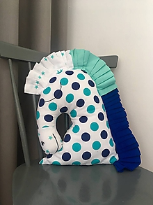 Textil - Koník NERO - 10800889_