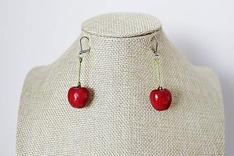 Sady šperkov - Čerešničky - 10801271_