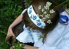 Ozdoby do vlasov - Čelenka Nevädza - 10801509_