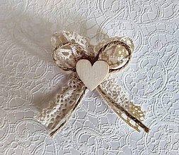 Pierka - svadobné pierka vintage - 10802945_
