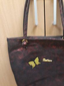 Veľké tašky - dámska taška - 10805567_