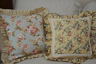 Úžitkový textil - Čas ruží - Penelope - 10805477_