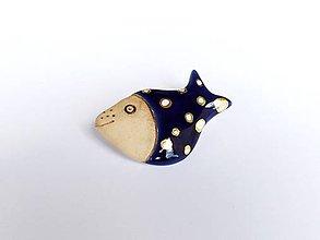 Odznaky/Brošne - rybička - 10805857_