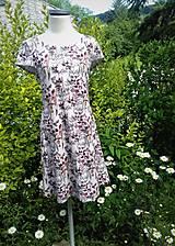 """Šaty - Letné šaty """" Šípky a lúčne trávy """" - 10804220_"""