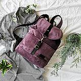 Batohy - Batoh Thea (fialový) - 10803901_