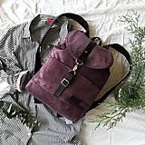 Batohy - Batoh Thea (fialový) - 10803903_