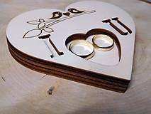 Prstene - vintage svadba/vankúšik pod svadobné prstene XXXI - 10803345_