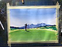 Obrazy - Golf II - 10805026_