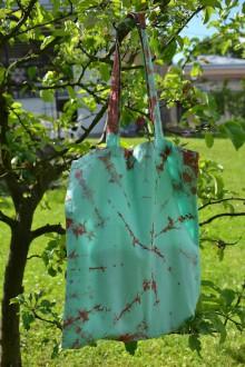 Nákupné tašky - Taška s korunami stromov - 10803665_