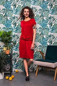 Šaty - Šaty Fragaria - 10804441_