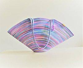 Veľké tašky - Velká barevná plážovka 1989 - 10804589_