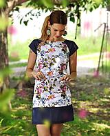 - Šaty Lana Denim - 10803591_