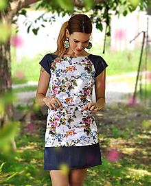 Šaty - Šaty Lana Denim - 10803591_