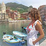 Bielizeň/Plavky - Hačkované plavky  Žiariš - 10803285_