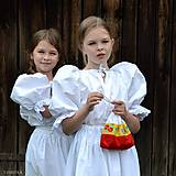 My sme sestry veselé / folk taštička