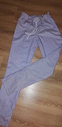 Nohavice - Dámske nohavice - letné - 10805983_