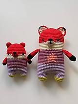 Hračky - Líška a líška - 10803118_