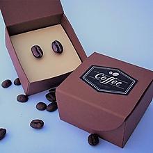 Náušnice - Jedna porce ranní kávy*náušničky - 10805946_