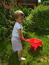 Detské oblečenie - Ružové kraťasky - 10804773_