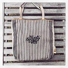Veľké tašky - Taška Totebag na leto - 10804711_