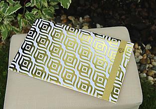 Papiernictvo - Darčekové obálky k maľovanému hodvábu 26 x 16 cm - 10804803_