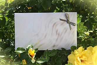 Papiernictvo - Darčekové obálky k maľovanému hodvábu 26 x 16 cm - 10805342_