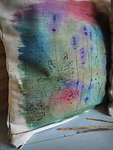 Úžitkový textil - Obliečky z režného plátna - 10805057_