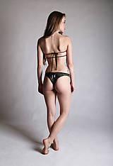 Bielizeň/Plavky - Henri Rousseau - bandeau plavky - 10804919_