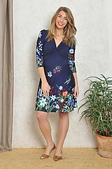 Šaty - Krátké šaty Anett - Luční, vel. S/M - 10805182_
