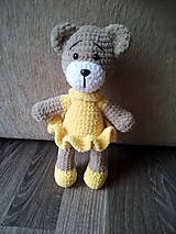 Hračky - Macinka žltá - 10806611_
