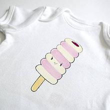 Detské oblečenie - Body twister - 10807278_