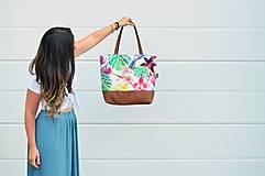 Veľké tašky - Ala (taška) summer - 10806114_