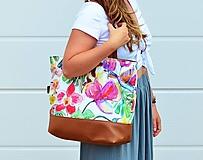 Veľké tašky - Ala (taška) summer - 10806148_
