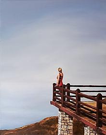 Obrazy - Olejomaľba - Niekde na Balkáne - 10806112_