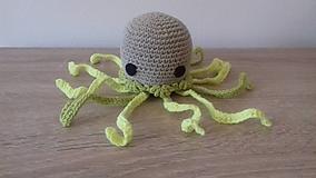 Chobotnička háčkovaná.